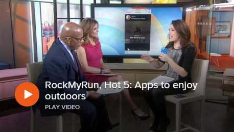 RockMyRun, Hot 5: Apps to enjoy outdoors