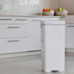"Bruno, the World's First ""Smart"" Garbage Can"