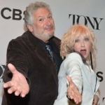 "Randi Hosts Cyndi Lauper and Harvey Fierstein to Celebrate ""Kinky Boots"" Tour"