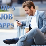 Top 5 Job Apps