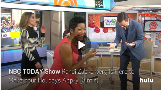 Randi Zuckerberg Is Here to Make Your Holidays App-y