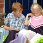 My Son Wears Pink: To Share Or Not To Share?