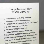 12 Inappropriate Valentine's Day Cards