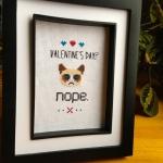 Grumpy Cat Valentines on Etsy