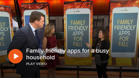 Family-friendly apps for a busy household