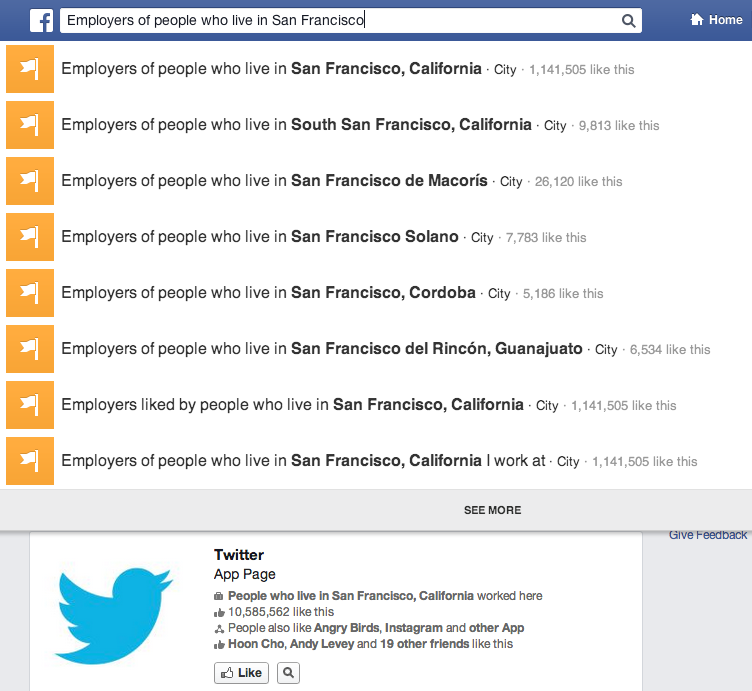 How To Get The Most Out Of Facebook's Graph Search – Dot