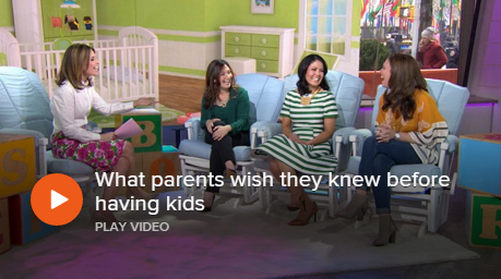 What parents wish they knew before having kids