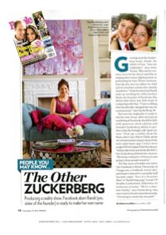 Randi in People Magazine