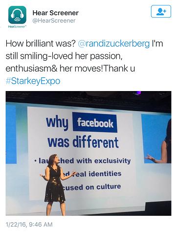 Randi - Speaker Testimonial